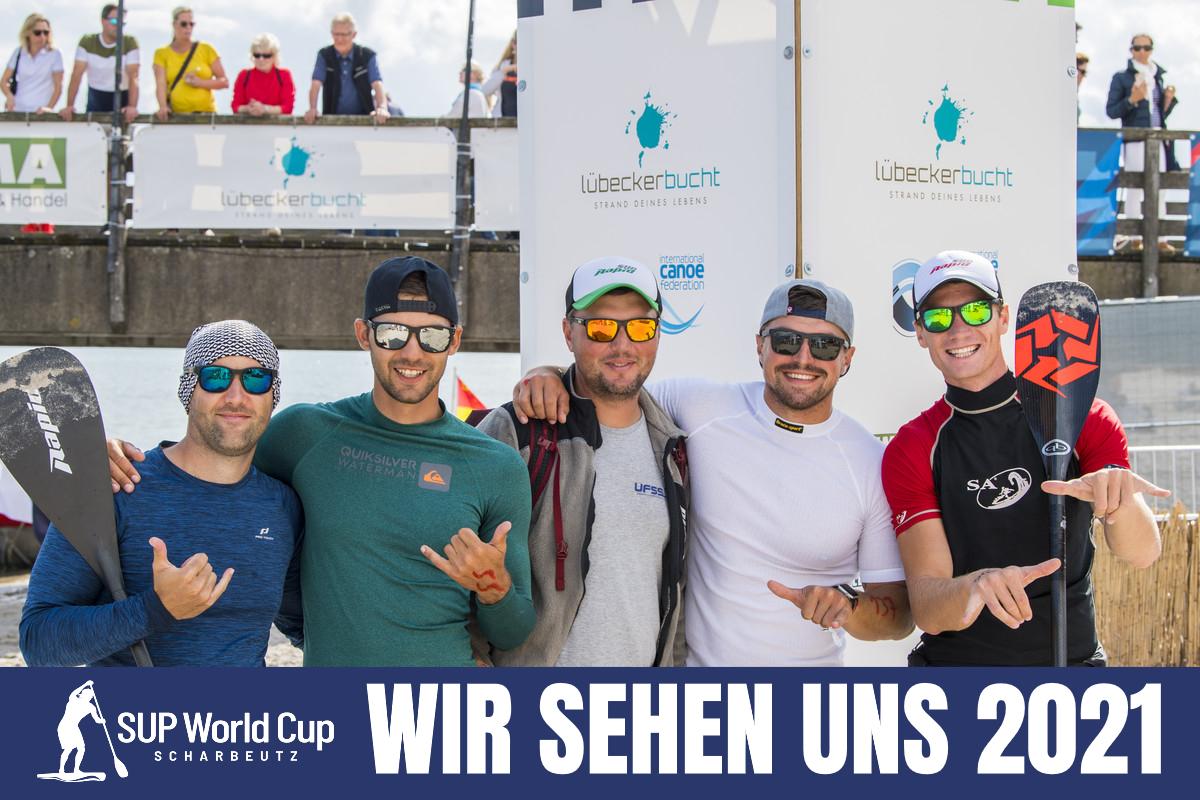 Nächster SUP World Cup Scharbeutz 2021